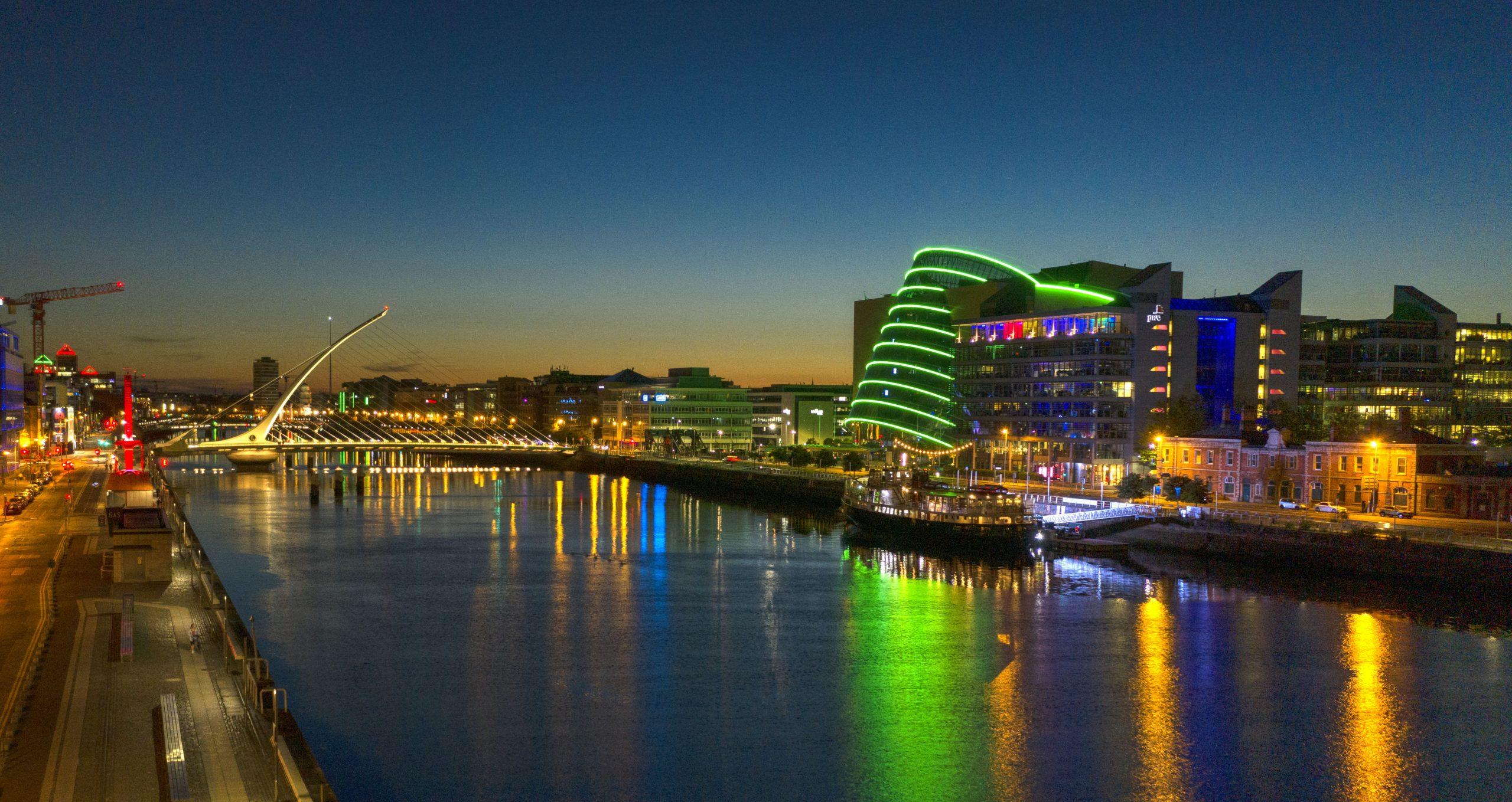 Eamonn Coyle photography buildings Dublin